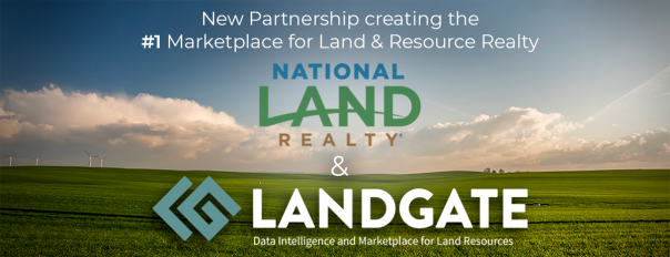 LandGate and National Land Realty