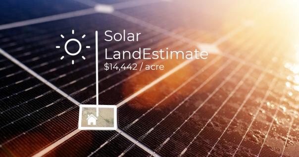Solar LandEstimate Release Blog Image