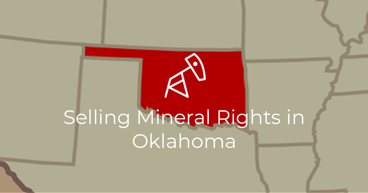 Selling Mineral Rights in Oklahoma
